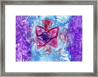 Cassia H Framed Print by Cassia H