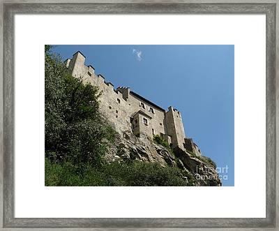 Castelbel Framed Print