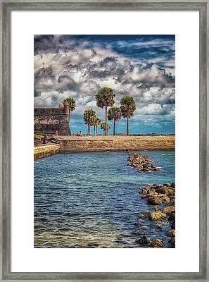 Castillo De La Paz Framed Print