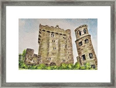 Castle Blarney Framed Print