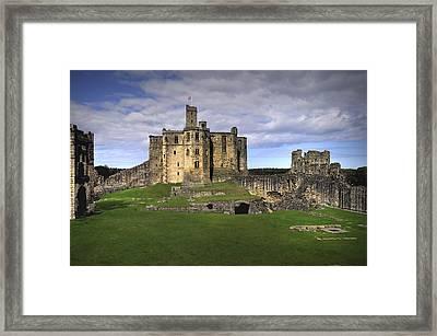 Castle Grounds Framed Print