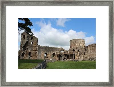 Castle Ruins Framed Print