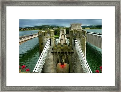 Castle Framed Print by Svetlana Sewell