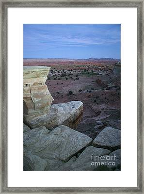 Castle Valley Utah Framed Print