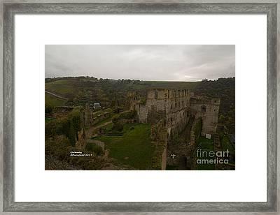 Castles Framed Print
