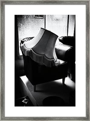 Castoff Framed Print