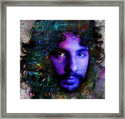 Cat Stevens Framed Print