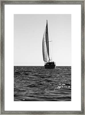 Catalina 27 Framed Print
