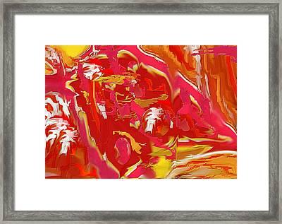 Catalyst Framed Print
