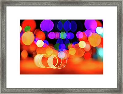 Cataracts Framed Print
