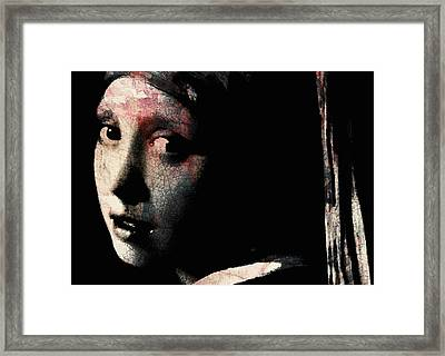 Catch Your Dreams Before The Slip Away Framed Print by Paul Lovering