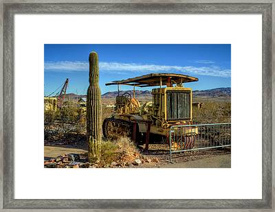 Caterpellar Framed Print by Stephen Campbell