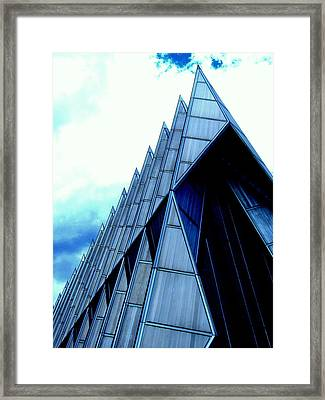 Framed Print featuring the photograph Cathedral 2 by Antonia Citrino
