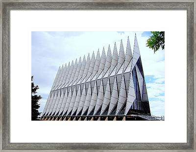 Framed Print featuring the photograph Cathedral by Antonia Citrino