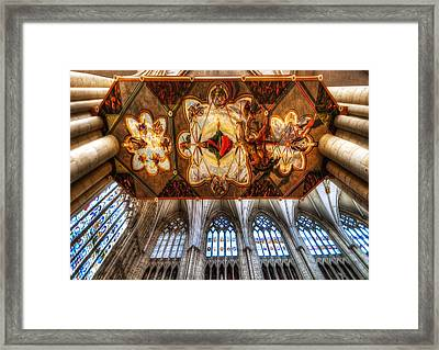 Cathedral Architecture 05 Framed Print by Svetlana Sewell