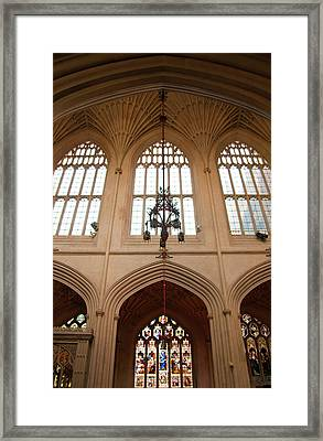 Cathedral Architecture  Framed Print by Svetlana Sewell