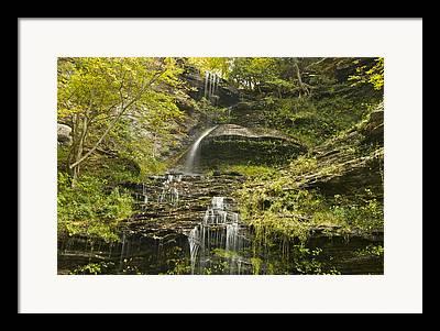 Cane Creek Framed Prints