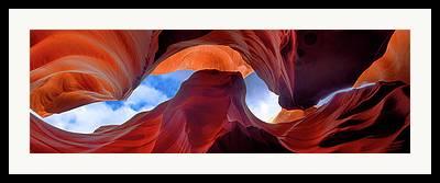 Luminescence Framed Prints