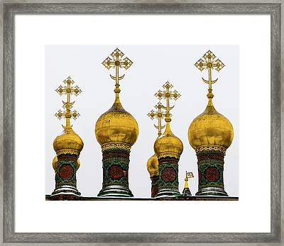 Cathedral Square 1 Framed Print