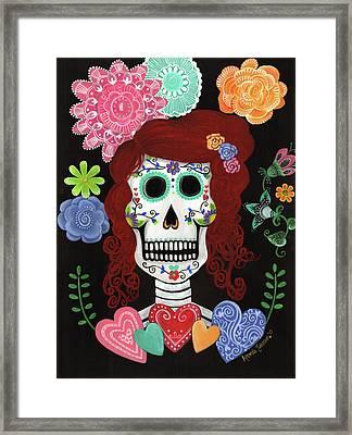 Catrina's Garden Framed Print