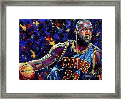 Cavalier Legend Framed Print