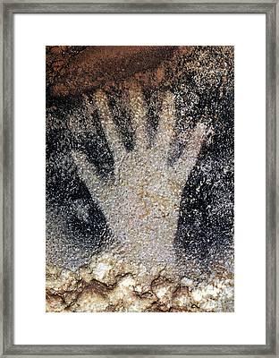 Cave Art: Pech Merle Framed Print