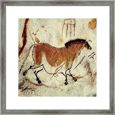 Cave Painting 5 Framed Print