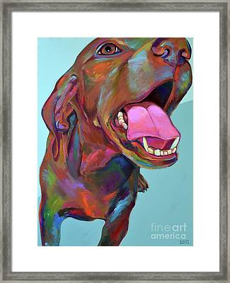 Cay Framed Print by Robert Phelps