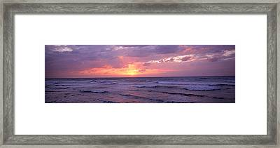 Cayman Islands, Grand Cayman, 7 Mile Framed Print by Panoramic Images