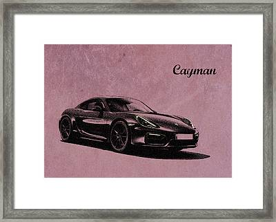Cayman Framed Print by Mark Rogan