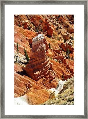 Cedar Breaks 4 Framed Print by Marty Koch