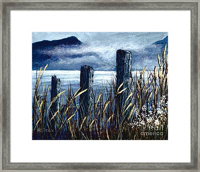 Cedar Cove  Framed Print