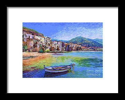 Ocean City Framed Prints