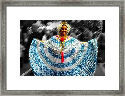 Celebrate Framed Print by Don Prioleau