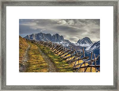 Framed Print featuring the photograph Celebrate The Sunrise by Peter Thoeny