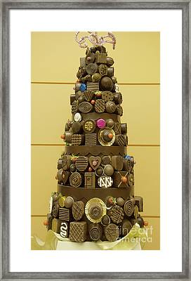 Celebrating Chocolate Framed Print