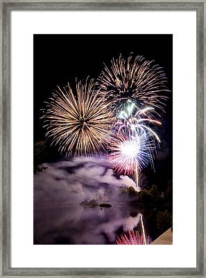Celebration Framed Print by Greg Fortier