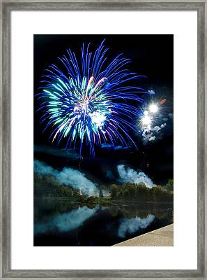 Celebration II Framed Print