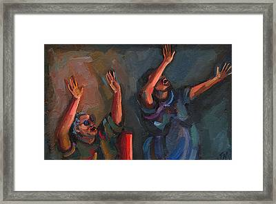 Celebration Framed Print by Jackie Merritt