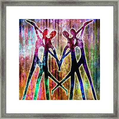 Celebration Framed Print