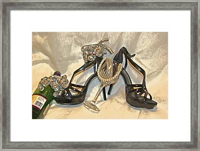 Celebration Framed Print by Jim Justinick