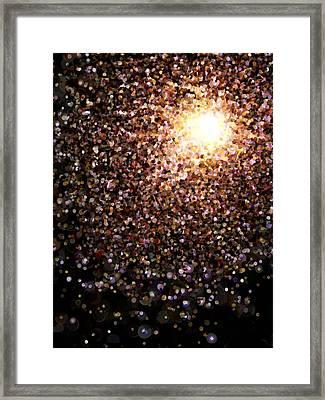 Celebrity Framed Print