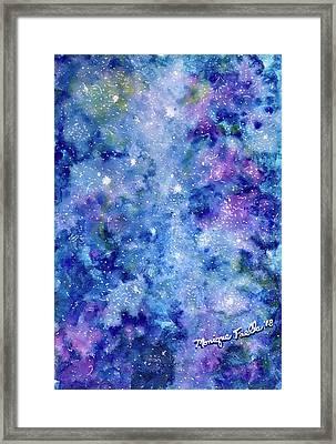 Celestial Dreams Framed Print