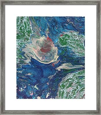 Celestial Rebirth Framed Print
