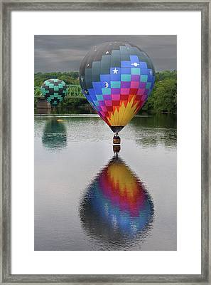 Celestial Reflections Framed Print