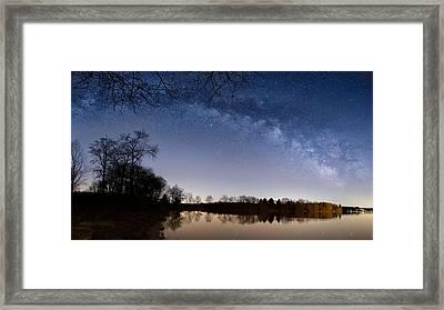Celestial Sky Framed Print by Bill Wakeley