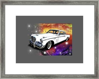 Celestial Studebaker Framed Print