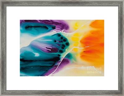 Celestial Traveler No. 2300 Framed Print