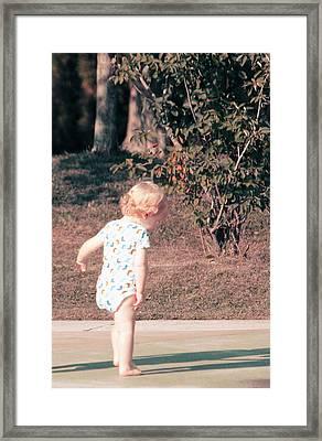 Celestina Framed Print by The Art Of Marilyn Ridoutt-Greene