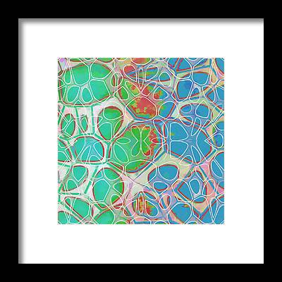 Semi Abstract Framed Prints